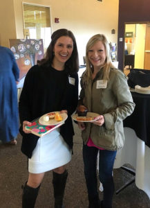 Nicole Miller and Kayla Van Lydegraf of Willamette Living Magazine